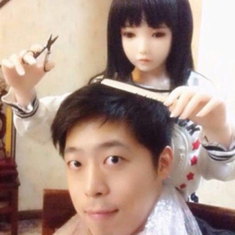 Foto:Vía Weibo/Bo Song