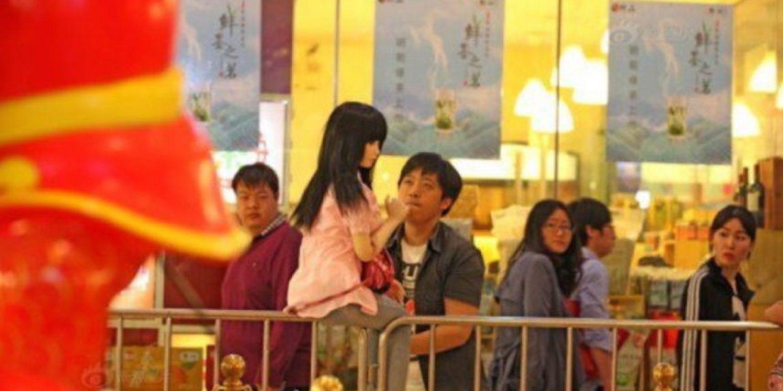 Song vive con su madre Foto:Vía Weibo/Bo Song