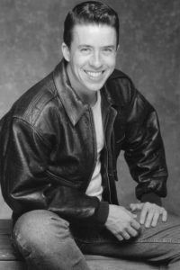 Interpretado po Sean Frye, quien se retiró de la actuación en la década de los 90 Foto:Vía imdb.com