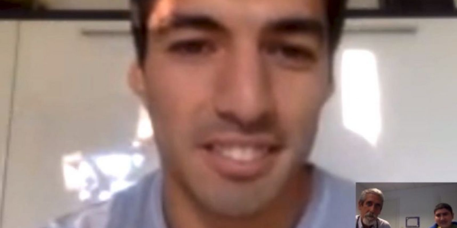 Mateo fue a consulta por videollamada con un doctor español pero se llevó una gran sorpresa… Foto:Vía Youtube Fundación Pérez Scremini