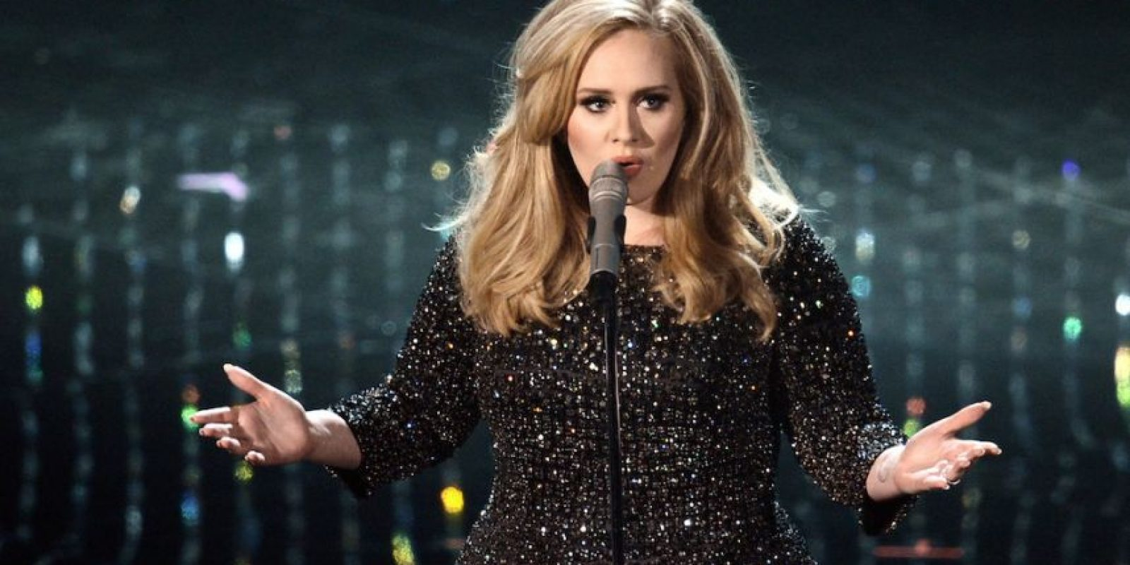 Adele – cantante británica. Foto: Getty Images