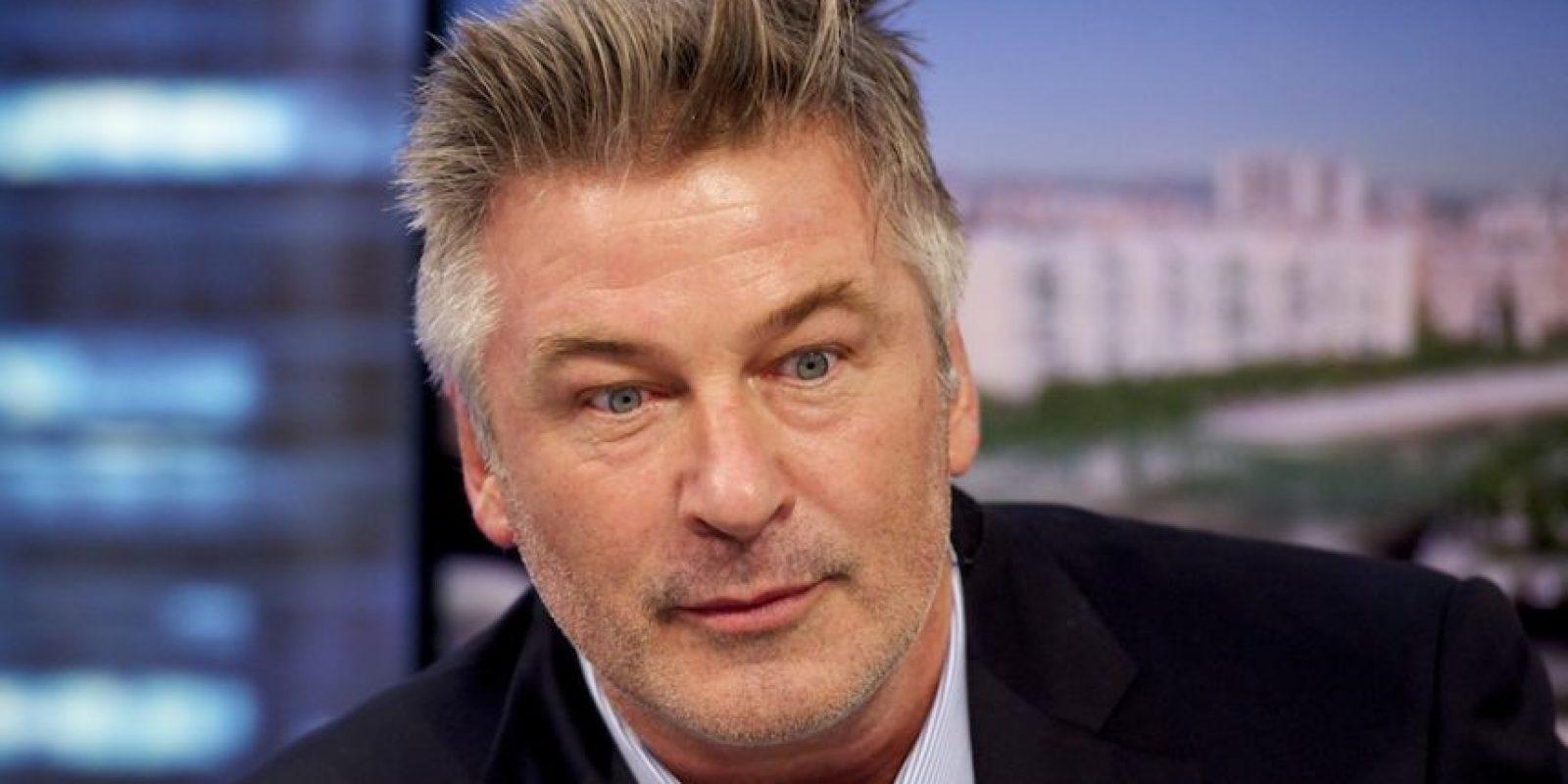 Baldwin se ha ido y ha regresado en diversas ocasiones por diversas polémicas. Ahora su cuenta está activa. Foto:Getty Images