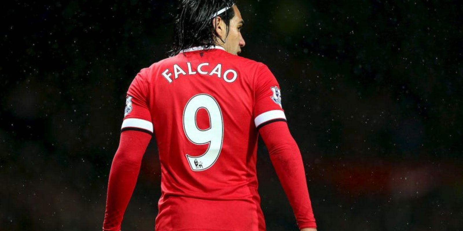 Para hacer válida la opción de compra al Mónaco, Manchester United tendría que desembolsar 55 millones de euros. Foto:Getty Images