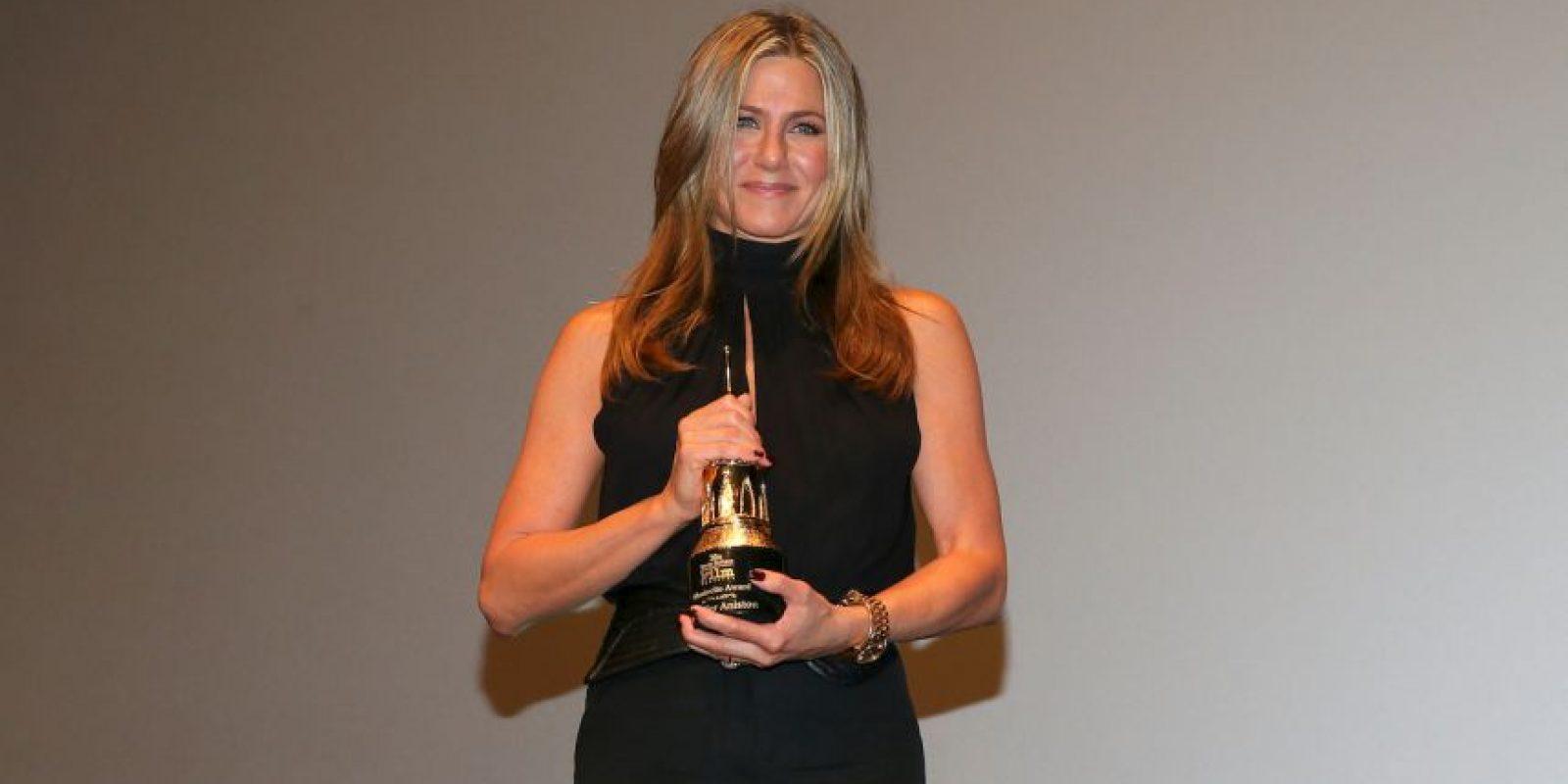La protagonista de la película podría ser Jennifer Aniston Foto:Getty Images