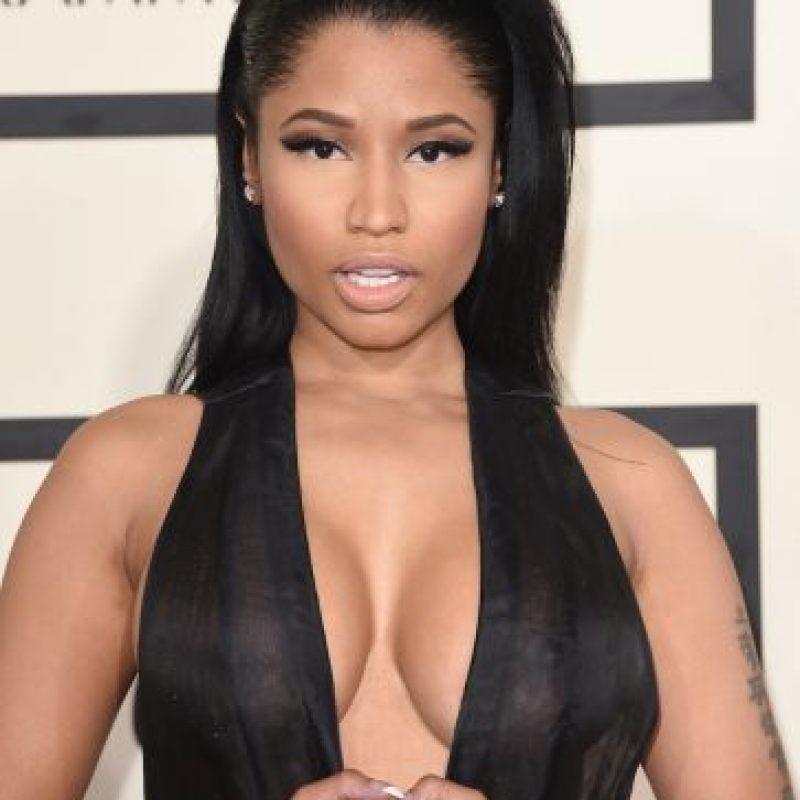 Nici Minaj – cantante estadounidense. Foto:Getty Images