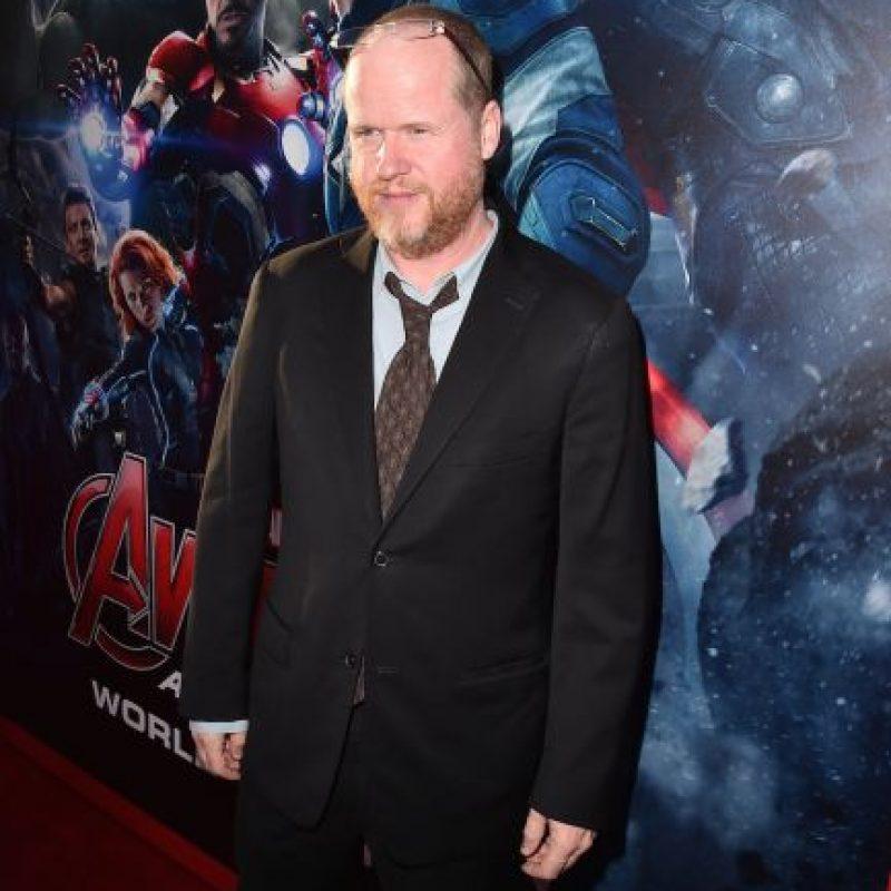 Joss Whedon – cineasta estadounidense. Foto:Getty Images