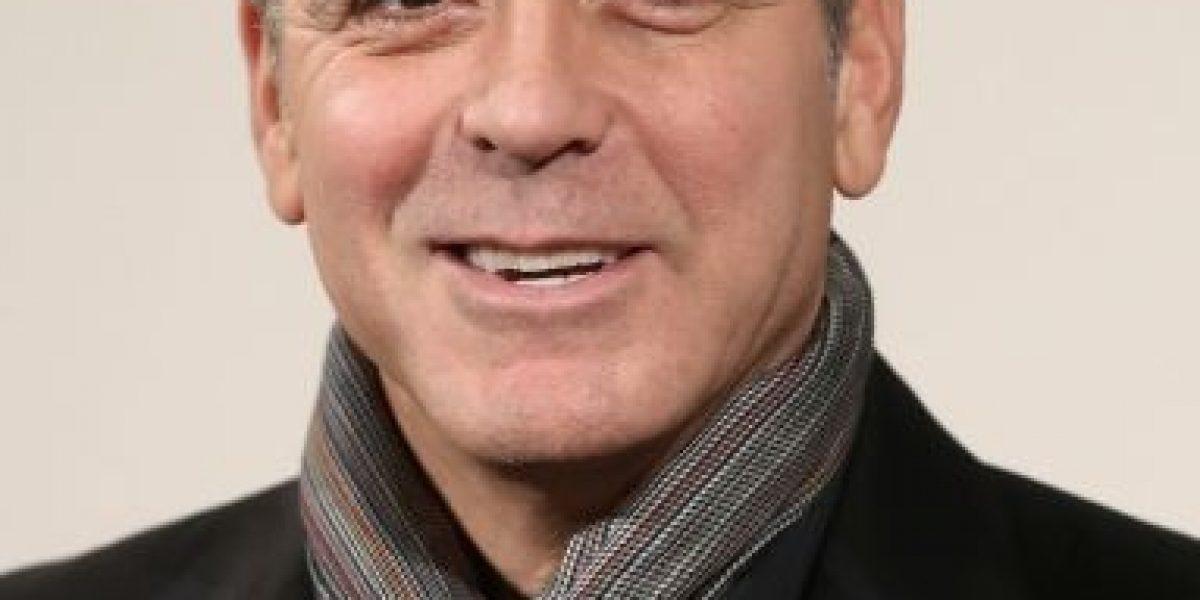 George Clooney, el patito feo que se convirtió en galán de Hollywood