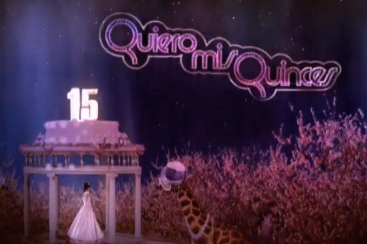 A forma de documental, las jóvenes narraban todo el drama de preparar sus quince años, desde elegir el vestido, seleccionar a los invitados hasta la gran noche de la fiesta. Foto:MTV