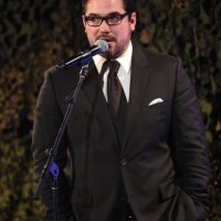 "Dean Cain, el ""Superman"" en la serie de los 90, ""Louis and Clark"" también es parte del elenco. Foto: Getty Images"