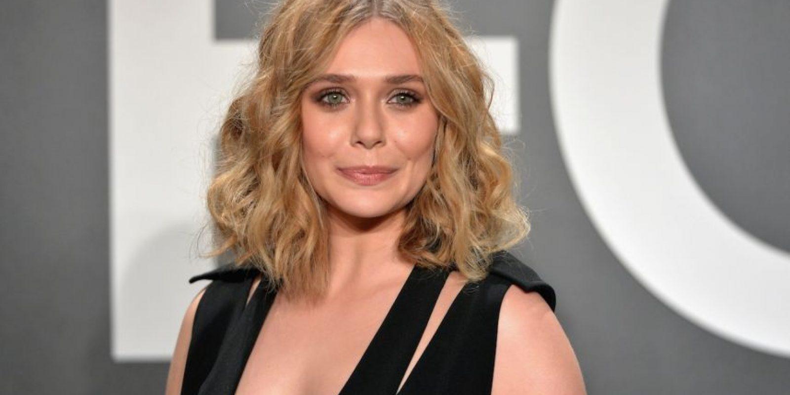 Es la hermana menor de Mary Kate y Ashley Olsen Foto:Getty Images
