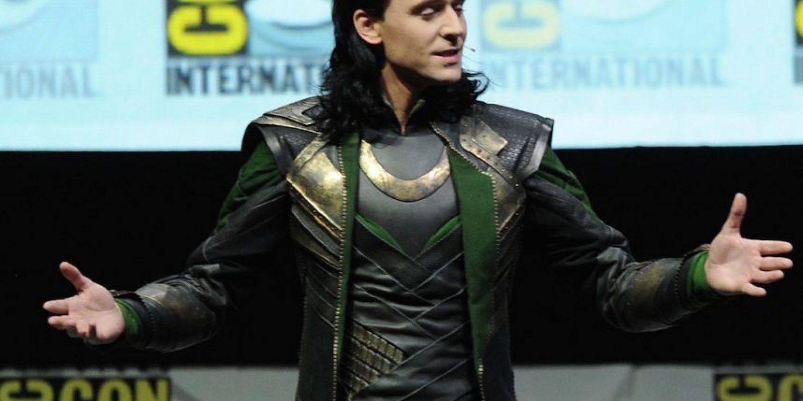 Es un actor británico de 34 años Foto:Getty Images