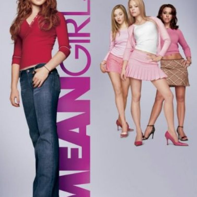 """Mean Moms"" esta basado en el filme ""Mean Girls"" Foto: IMDb"