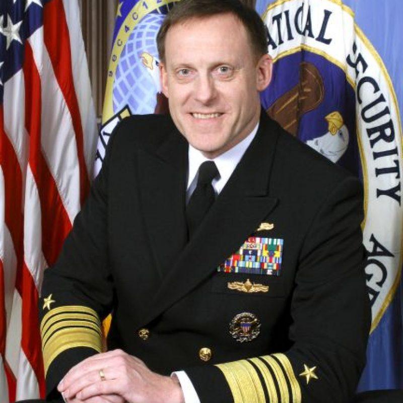 Por el momento el director de la agencia es el almirante Michael S. Rogers Foto:Vía www.nsa.gov