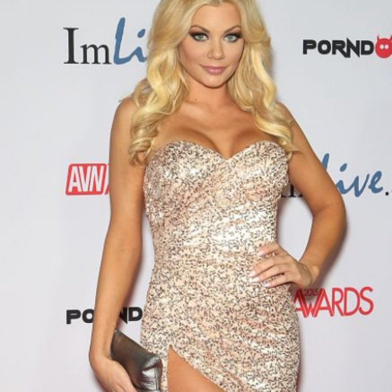 Riley Steele. Foto: vía Getty Images