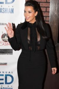 Kim Kardashian Foto: vía Getty Images
