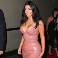 Kim Kardashian. Foto: vía Getty Images