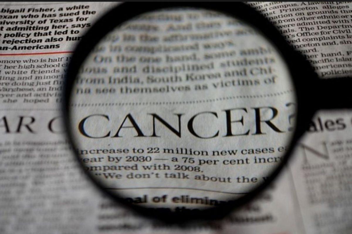 1. El cáncer es una de las primeras causas de muerte a nivel mundial; en 2012 se le atribuyeron 8.2 millones de muertes. Foto:Pixabay