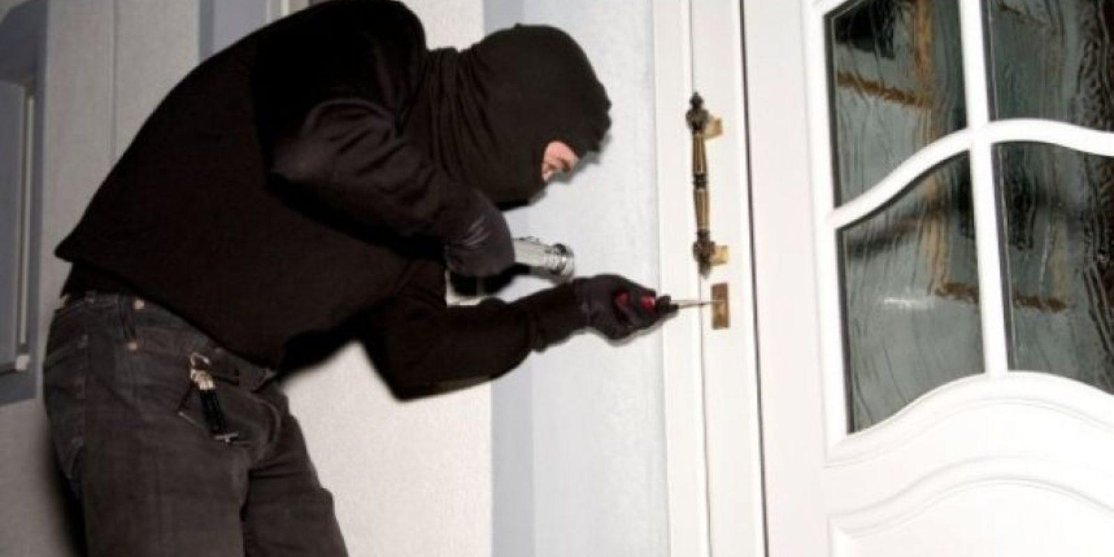 1. En algunos casos prevenir un robo es muy difícil, pero en otros se pueden evitar. Foto:Wikimedia