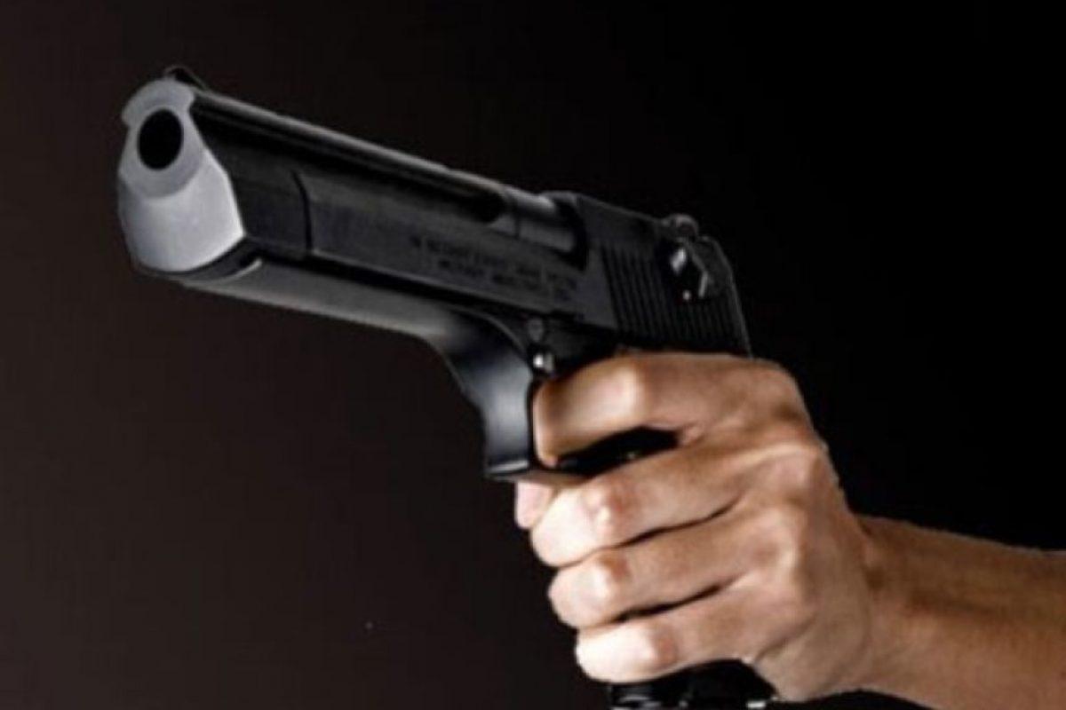 3. Ante un asalto con arma, traten de no mostrar enfado o debilidad. Foto:Pinterest