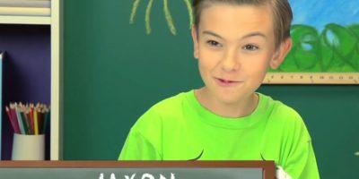 Jaxon, 11 años Foto:TheFineBros