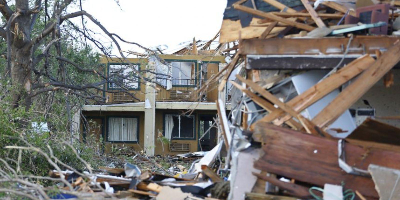 Viviendas quedaron devastadas. Foto:AP