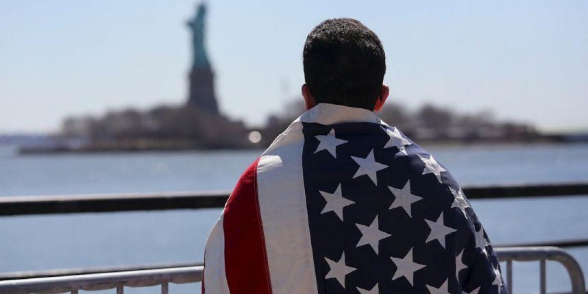 Estos son los 3 países de donde más migrantes viajan a Estados Unidos