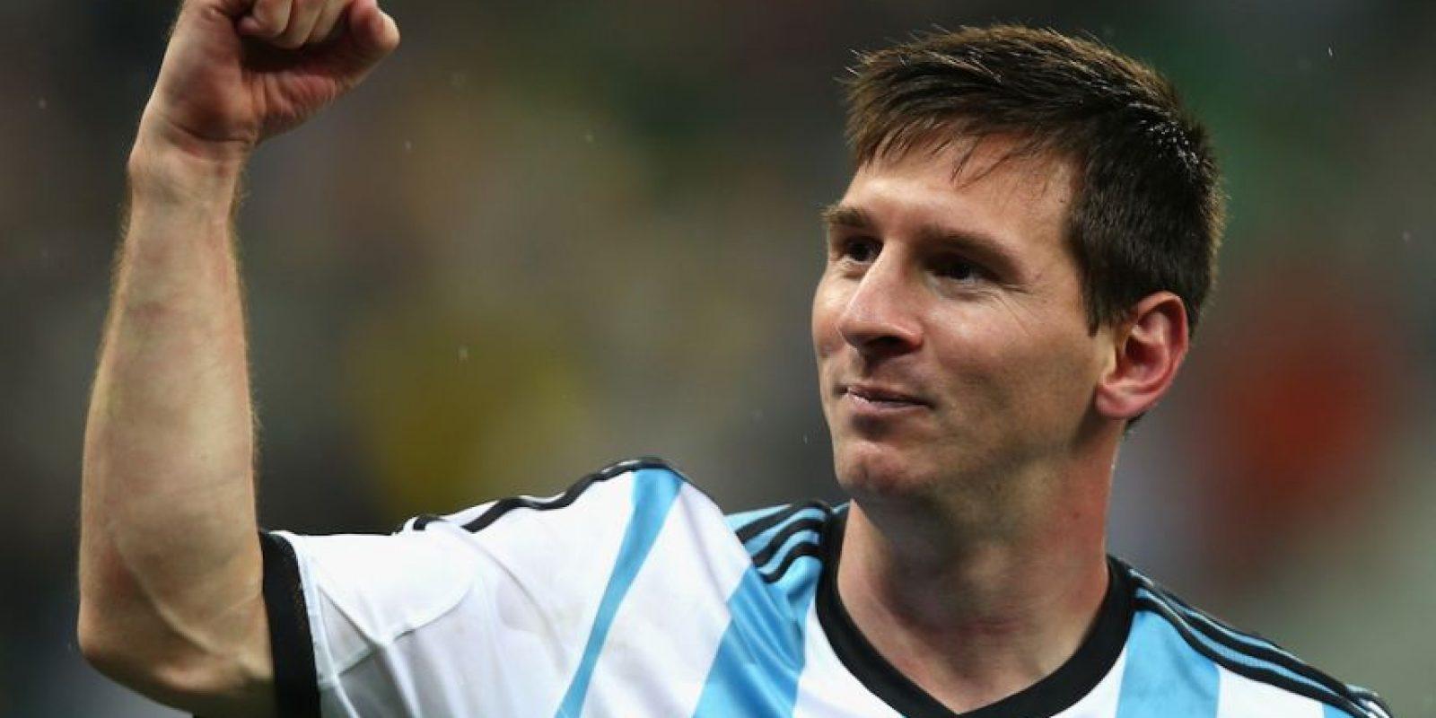Messi quiere un guardaespaldas. Foto:Getty Images