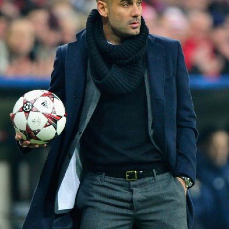 Pep es pretendido por el Manchester City de la Premier League inglesa. Foto:Getty Images