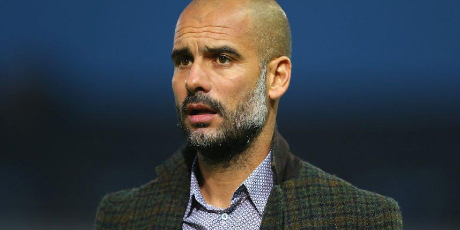 Pep Guardiola podría estar viviendo sus últimos días como entrenador del Bayern Múnich. Foto:Getty Images