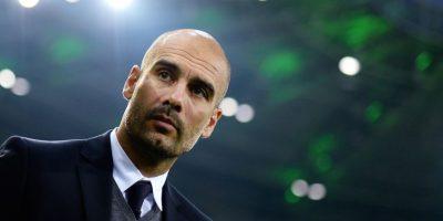 Josep Guardiola i Sala tiene 44 años de edad. Foto:Getty Images