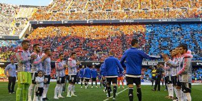 La Asociación de Futbolistas Españoles (AFE), con el respaldo de la Real Federación Española de Fútbol (RFEF) convocó a una huelga en el balompié ibérico a partir del próximo 16 de mayo y estas son las razones. Foto:Getty Images