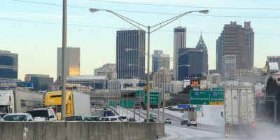 Atlanta es la capital y la ciudad más poblada del estado de Georgia, Estados Unidos. Foto: Getty Images