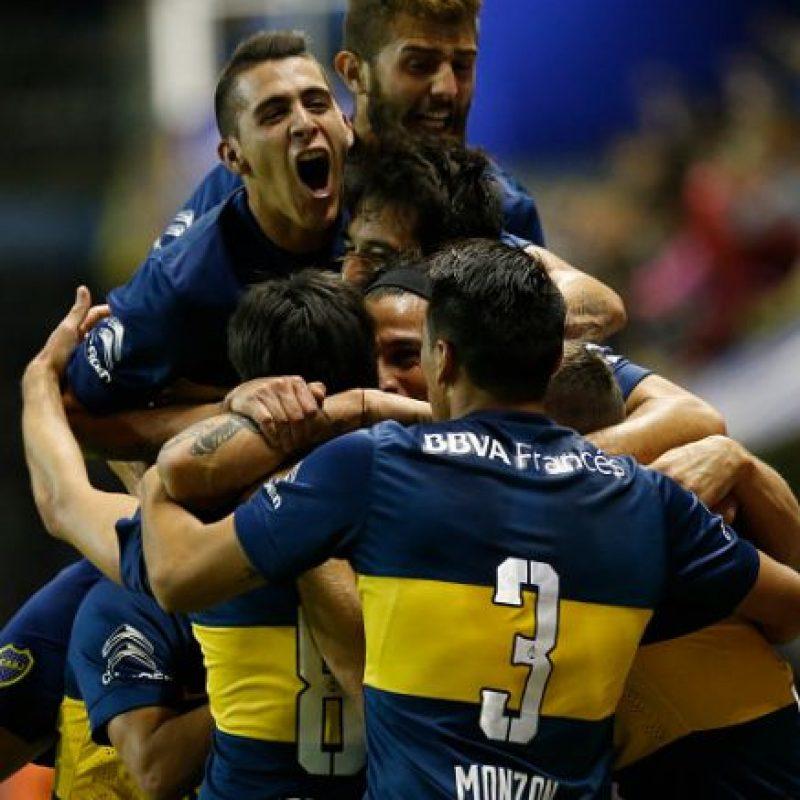 Boca Juniors y River Plate, dos de los equipos más ganadores de Sudamérica y protagonistas de una de las rivalidades más grandes del deporte, se miden en duelo de octavos de final de la Copa Libertadores. Foto:Getty Images