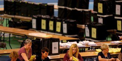 Probablemente los resultados finales y oficiales se den a conocer hasta el viernes Foto:Getty Images