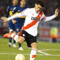La victoria se dio gracias a un tiro penal cobrado y convertido por Carlos Sánchez. Foto:Getty Images