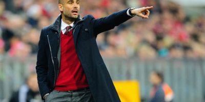 Guardiola es el actual entrenador del Bayern Múnich de Alemania. Foto:Getty Images