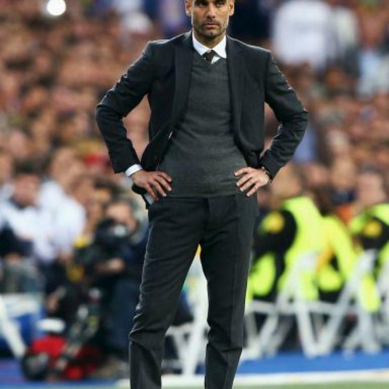 En la ida de semifinales perdió 3-0 ante Barcelona. Foto:Getty Images