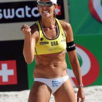La mamá brasileña ha representado a su país en cuatro Juegos Olímpicos Foto:Facebook: ana paula connelly