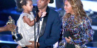 La cantante y su hija son como dos gotas de agua Foto:Getty Images