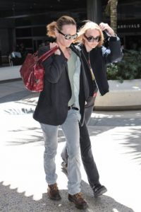 Probablemente sea misteriosa como su padre, Johnny Depp, pero Lily heredó mucho de su madre, Vanessa Paradis Foto:The Grosby Group