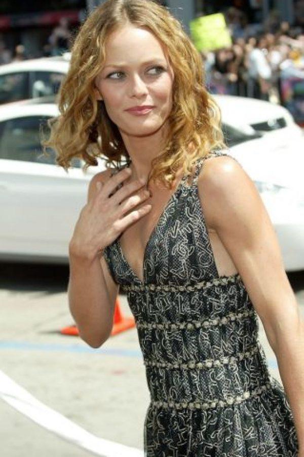 Aquí vemos a la actriz francesa en 2005. Foto:Getty Images