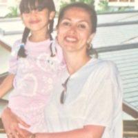 Aquí vemos a Glenda con la pequeña Eiza Foto:vía instagram.com/eizagonzalez