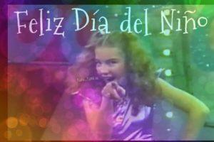 Aquí vemos a Thalía cuando era niña Foto:vía instagram.com/thalia