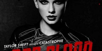 """""""Bad Blood"""" es el tema principal de su más reciente producción Foto:Instagram/Taylorswift"""