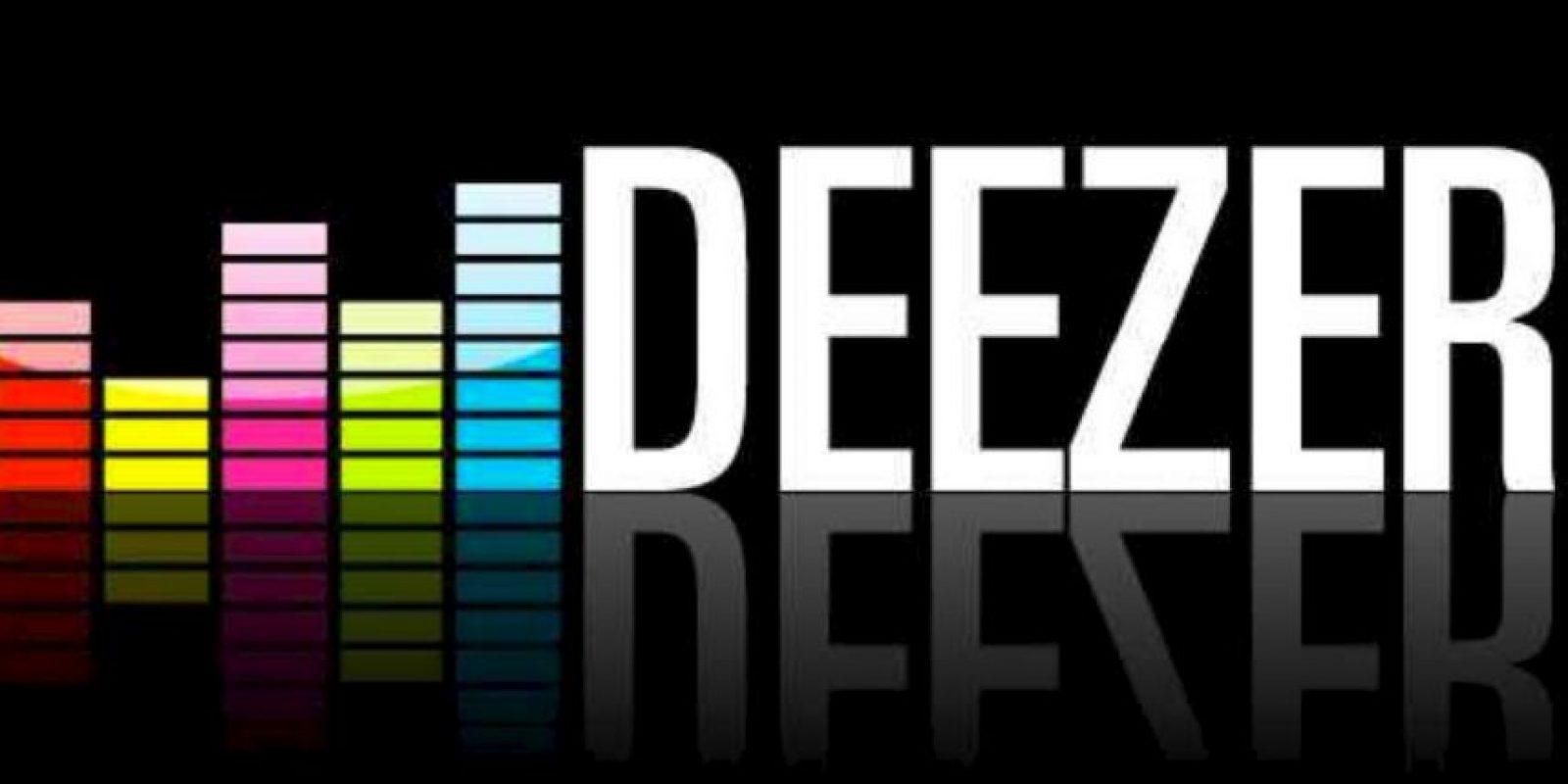Deezer fue fundado en 2006 en Francia po Daniel Marhely y Jonathan Benassaya Foto:Deezer
