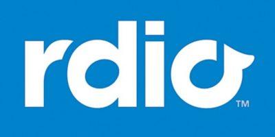 Rdio fue fundado en agosto de 2010 por Niklas Zennström y Janus Friis Foto:Rdio