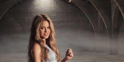 Apenas han pasado algunos meses de que Shakira diera a luz a su pequeño Sasha. Foto:Instagram/Shakira