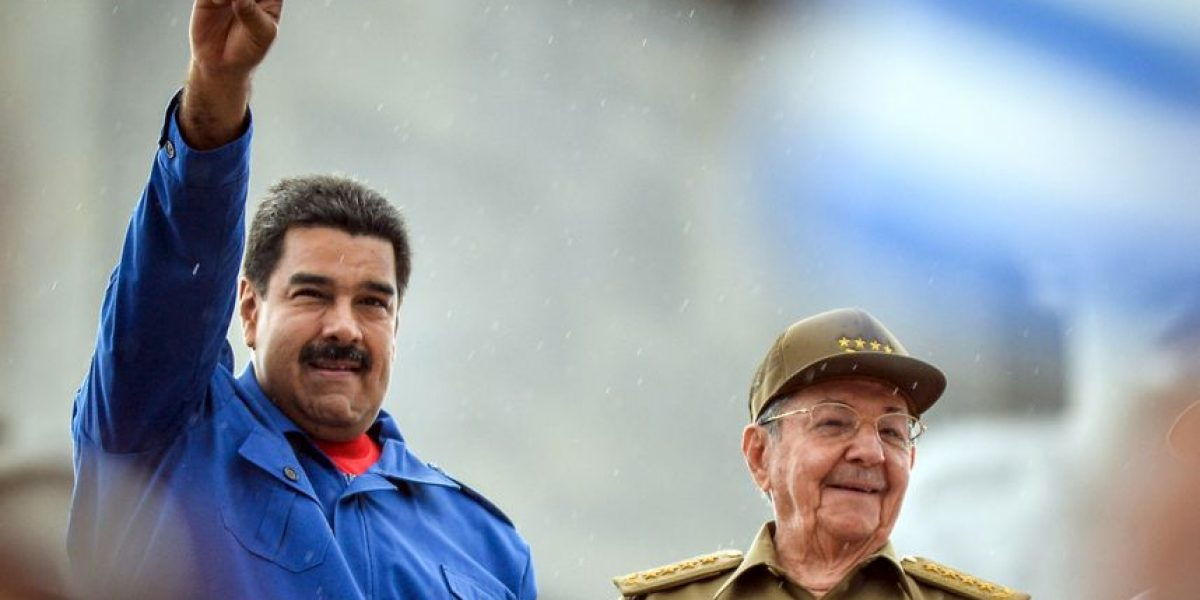 Dejan a Cuba y Venezuela en la lista negra de derechos humanos