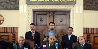 Mubarak fue internado el 12 de abril al haber sufrido una crisis cardíaca durante un interrogatorio. Foto:AFP