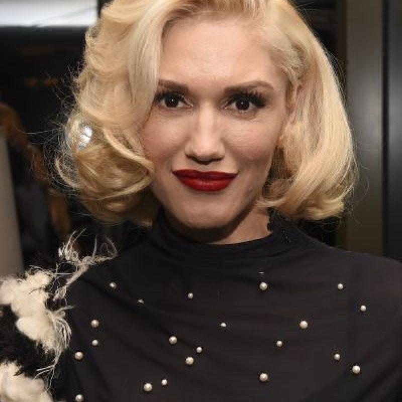 Gwen Stefani presumió su talento al volante. Foto:Getty Images